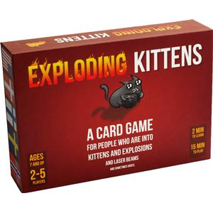 Exploding Kittens Original Ed. (Swe.)