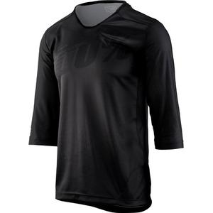 100% Airmatic Enduro/Trail 3/4 Jersey - Black - L