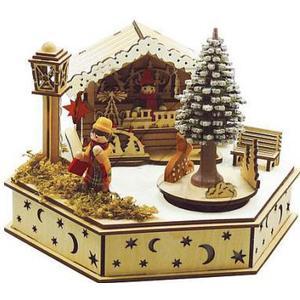 - Kersthuisje - -