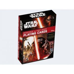 Altenburg Cartamundi 22501583 - Star Wars Spielkarten Episode 7, schwarz