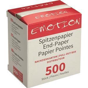 Efalock Professional Friseurbedarf Verbrauchsmaterial Spitzenpapier 500 Stk.
