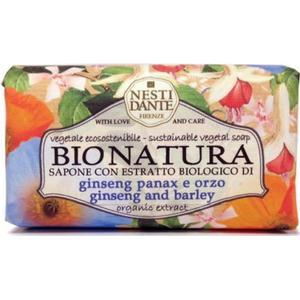 Nesti Dante Bio Natura Ginseng & Barley Soap 250g