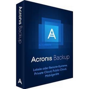 Acronis Backup 12.5 Server, Datensicherung-Software