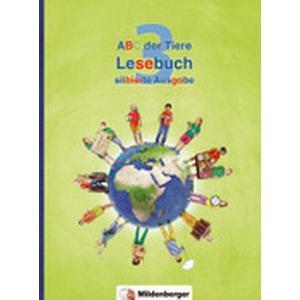 3. Schuljahr, Lesebuch (Silbierte Ausgabe)