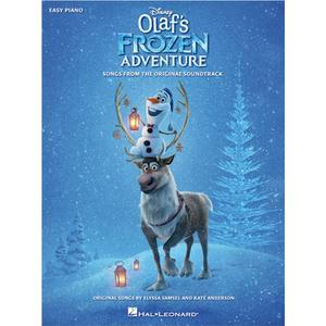 Hal Leonard Disney's Olaf's Frozen Easy