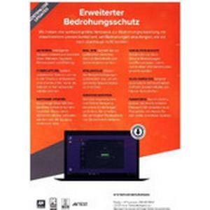 AVAST PRO Anti Virus 2018 - 1 PC, 1 DVD-ROM