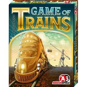 Abacusspiele Game of Trains, Kartenspiel