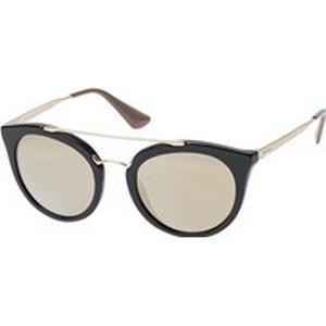 Luxottica Fashion Brillen Vertriebs GmbH Prada Cinema PR 23Ss 1Ab-1C0, Aviator Sonnenbrillen, Schwarz
