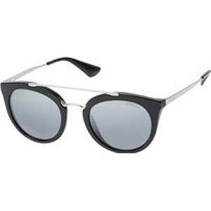 Luxottica Fashion Brillen Vertriebs GmbH Prada Cinema PR 23Ss 1Ab-6N2, Aviator Sonnenbrillen, Schwarz