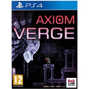 - UNKNOWN - Axiom Verge