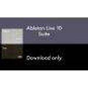 Ableton Live 10 Suite, UPG from Live Intro - Download