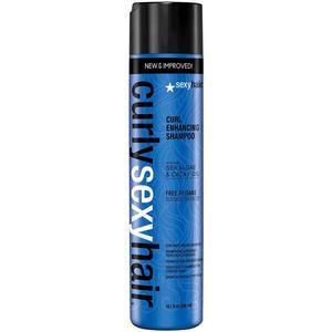 Sexy Hair Curl Enhancing Shampoo 300ml