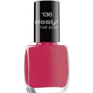 Misslyn Nägel Nagellack Nail Polish Nr. 116 Pink Elephants 10 ml