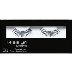 Misslyn Looks Rock The Party Eyelashes 08 1 Stk.