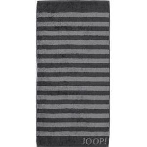 JOOP! Handtücher Classic Stripes Duschtuch Schwarz 80 x 150 cm 1 Stk.