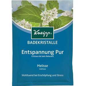 Kneipp Badezusatz Badekristalle & Badesalze Badekristalle Entspannung Pur 60 g