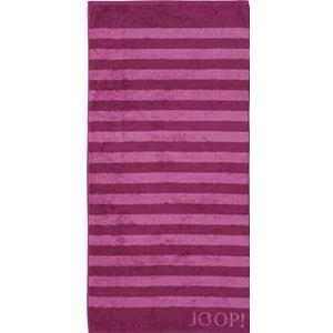 JOOP! Handtücher Classic Stripes Handtuch Cassis 50 x 100 cm 1 Stk.