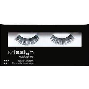 Misslyn Looks Rock The Party Eyelashes 01 1 Stk.