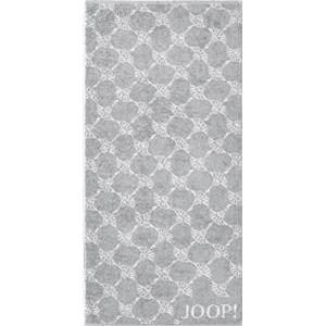 JOOP! Handtücher Cornflower Handtuch Silber 50 x 100 cm 1 Stk.