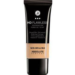 Absolute New York Make-up Teint HD Flawless Foundation AHDF02 Sand 28 ml