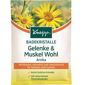 Kneipp Badezusatz Badekristalle & Badesalze Badekristalle Gelenke & Muskel Wohl 60 g