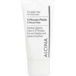 Alcina Kosmetik Alle Hauttypen 5-Minuten-Maske 50 ml