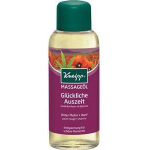 Kneipp Pflege Haut- & Massageöle Massageöl Glückliche Auszeit 100 ml