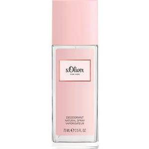 s.Oliver Damendüfte For Her Deodorant Spray 75 ml