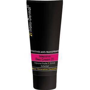 21 Trans-Dermal Pflege Körperpflege Intensive Deo Cream 21 50 ml