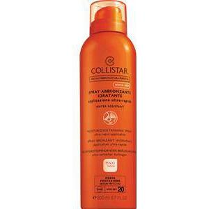 Collistar Sonnenpflege Self-Tanners Moisturizing Tanning Spray SPF 10 200 ml
