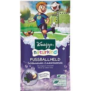 Kneipp Badezusatz Kinderbäder Naturkind Schäumendes Zauberbadesalz Fussballheld 70 g