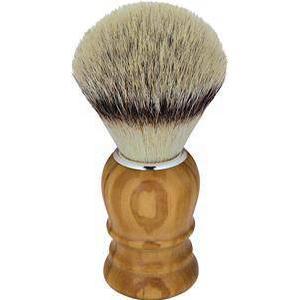 ERBE Shaving Shop Rasierpinsel Rasierpinsel Olivenholz 1 Stk.