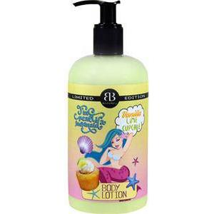 Bettina Barty Pflege Cupcake Vanilla Lime Cupcake Body Lotion Mermaid 500 ml