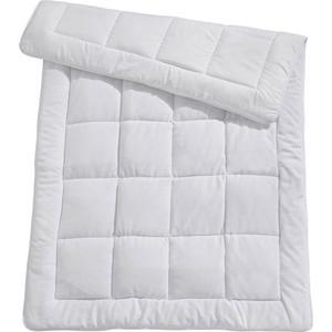 bpc living bonprix collection Polar Fleece Bettdecke zum Wenden in weiß von bonprix