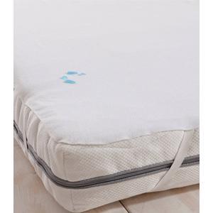 bpc living bonprix collection Frottier Matratzenauflage in weiß von bonprix