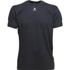 Husqvarna T-Shirt, navy - small logo