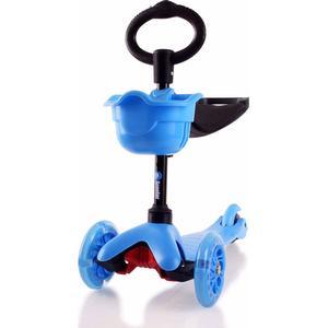 Story Race Kinder Scooter - Blau