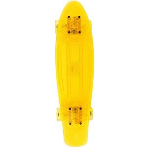 Annox LED Cruiser Skateboard - Gelb