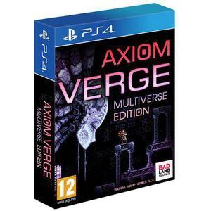 - UNKNOWN - Axiom Verge: Multiverse Edition