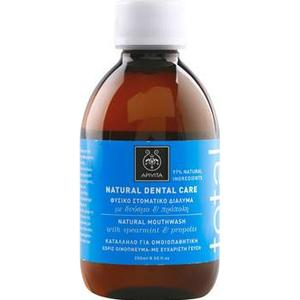 Apivita Natural Dental Care Total Mundwasser 250 ml