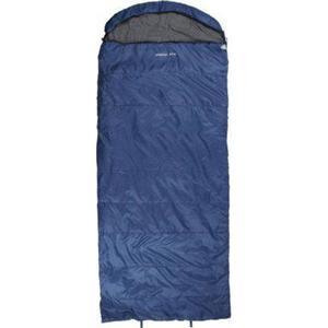 10T Alaskan Blue XXL Camping Schlafsack bis -21°C Outdoor Deckenschlafsack 235x100 cm Hüttenschlafsack mit 2650g Trekking Reiseschlafsack für 3 / 4 Jahreszeiten Frühling Sommer Herbst