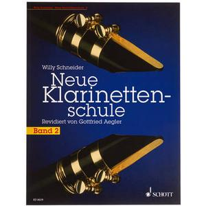 Schott Schneider Klarinettenschule 2