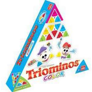 Goliath Games Triominos Color, Spiel