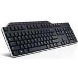 DELL KB-522 USB QWERTZ Schwarz Tastatur - Tastaturen (Standard, USB, QWERTZ, Schwarz)