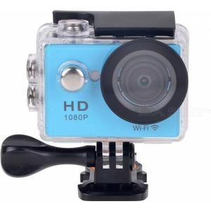 Consumer Electronics W9s 1080P Wi-Fi Waterproof 12MP Sports Camera w/ 2