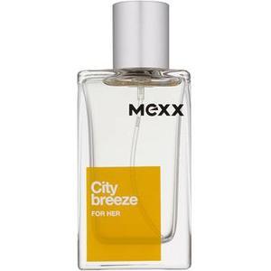 Mexx City Breeze Eau de Toilette für Damen 30 ml