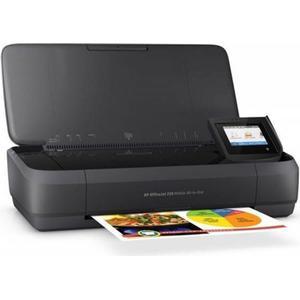 Hewlett Packard HP Officejet 250 mobiler Multifunktionsdrucker (Drucker Scanner, Kopierer, WLAN, HP ePrint, Apple Ai