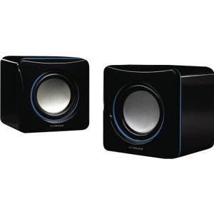 Vivanco IT-SP 2.0 tragbarer Stereo Lautsprecher für Notebook (3,5mm Klinkenstecker) inkl. USB Stromv