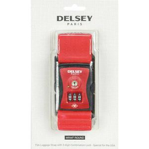 Delsey Accessoires TSA Gepäckgurt II 6 cm