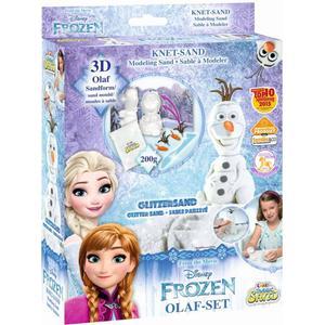 Craze Magic Sand Disney Die Eiskönigin Olaf Set